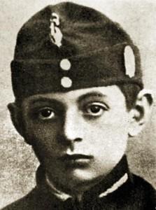 93 rocznica śmierci Antosia Petrykiewicza