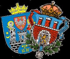 Herby Lwowa i Poznania