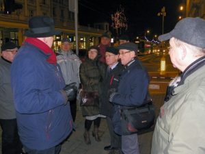 Śladami Powstania Wielkopolskiego - Lwowiacy uczcili 98 rocznicę Powstania